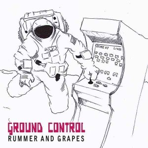 album Ground Control EP - Rummer and Grapes