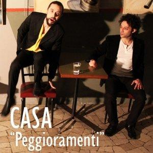 album Peggioramenti - Casa