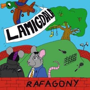 album Rafagony - LAMIGDALA