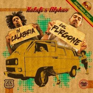 album In Calabria col furgone - KALAFI