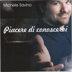album Piacere di conoscervi - Michele Savino