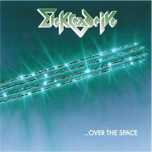 album ...Over the space - Elektradrive