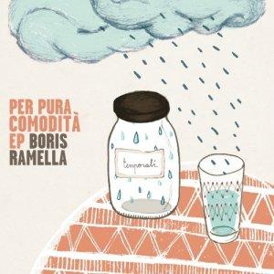 album Per pura comodità - Boris Ramella