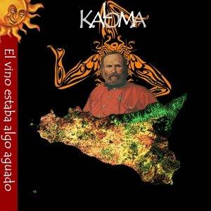 album El Vino Estaba algo aguado - Kaloma