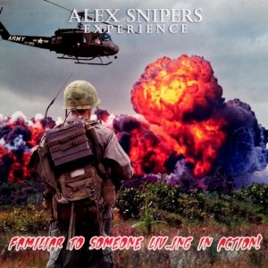 album Familiar To Someone - Alex Snipers