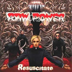 album Resuscitate - Raw Power