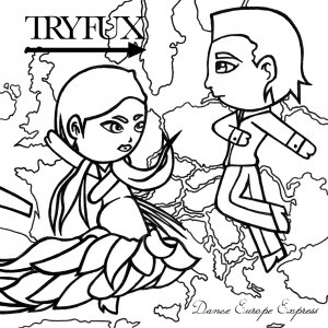 album Dance Europe Express - Tryfux