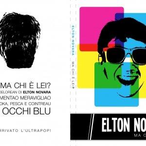 album Ma Chi è Lei? EP - Elton Novara