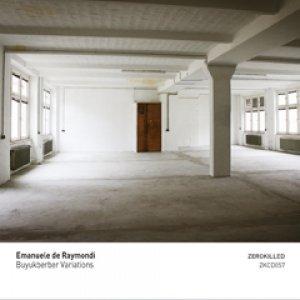 album Buyukberber Variations - Emanuele de Raymondi