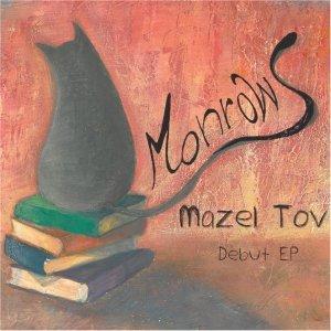 album Mazel Tov - Monrows