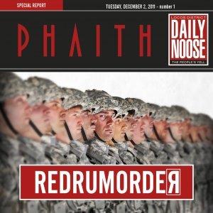 album Redrumorder - Phaith