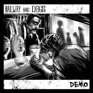 album Demo 2009 - Railway and Dogs