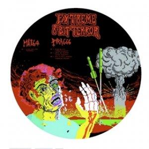 album Extreme 8 bit terror - Dj Balli