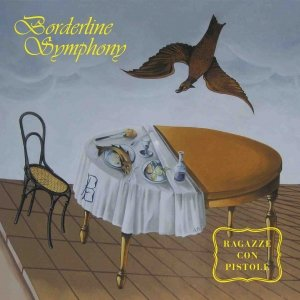 album Ragazze con pistole - Borderline Symphony