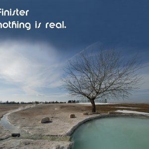 album Nothing Is Real. - Finister