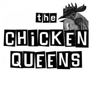 album the Chicken Queens EP - The Chicken queens