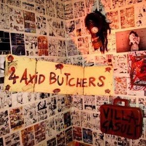 album Villa Gasulì - 4 Axid Butchers