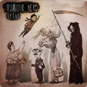 album EP END - humour nero