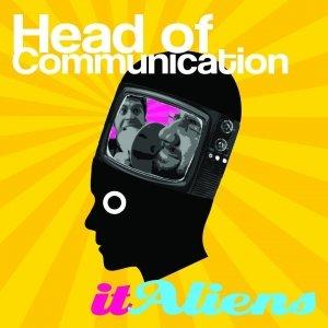 album itAliens (EP) - Head of Communication