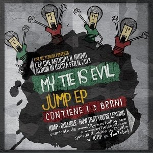 album JUMP EP - My Tie Is Evil