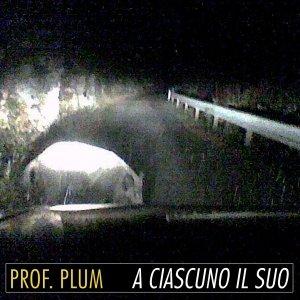 album A Ciascuno Il Suo - Prof. Plum