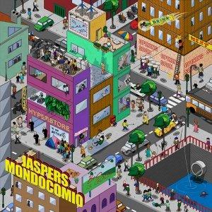album Mondocomio - Jaspers