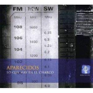 album Lo Que Hay En El Charco - Aparecidos