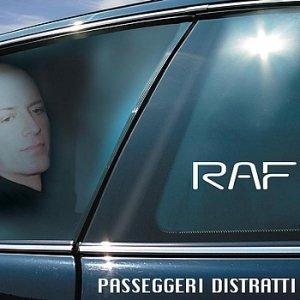 album Passeggeri distratti - Raf
