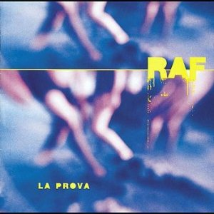 album La prova - Raf