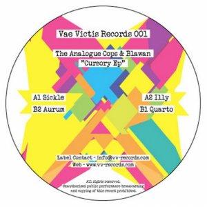 album Cursory EP - The Analogue Cops