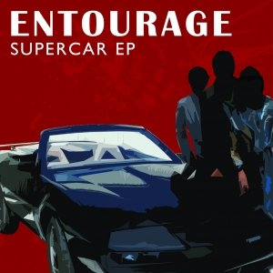 album Supercar EP - Entourage