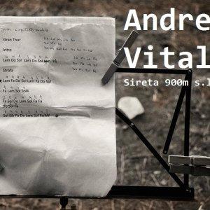 album La Casa del Satiro - Andrea Vitale Sireta 900m s.l.m.