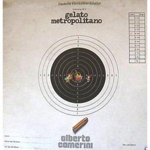 album Gelato Metropolitano - Alberto Camerini