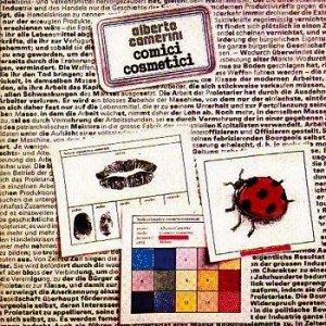 album Comici Cosmetici - Alberto Camerini