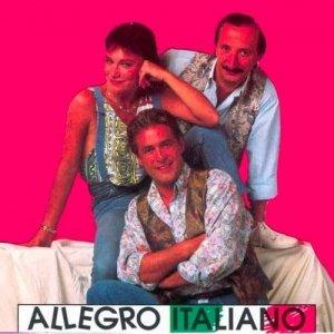 album Allegro Italiano - Ricchi e poveri