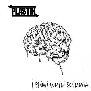album I primi uomini scimmia - plastik