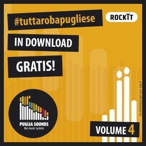 album Tutta Roba Pugliese Vol.4 - Compilation