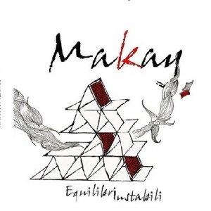 album Equilibri instabili - Makay