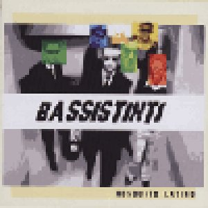 album Mosquito latino - Bassistinti
