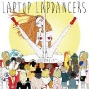 album Softporno EP - laptop lapdancers