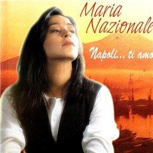album Napoli...ti amo - Maria Nazionale