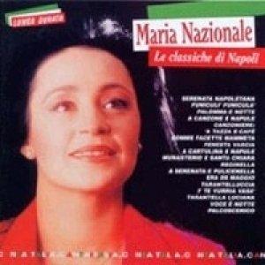 album Le classiche di Napoli - Maria Nazionale