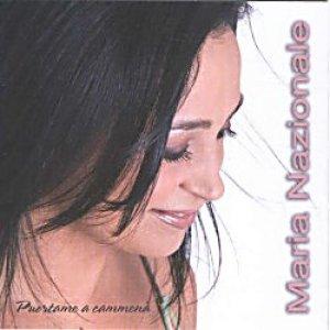 album Puortame a cammenà - Maria Nazionale