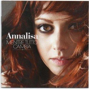 album Mentre tutto cambia - Annalisa Scarrone