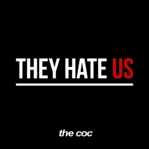 album They hate us - The Coc