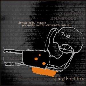 album Sonate in Blu Minore per Quattrocento Scimmiette Urlanti - Laghetto