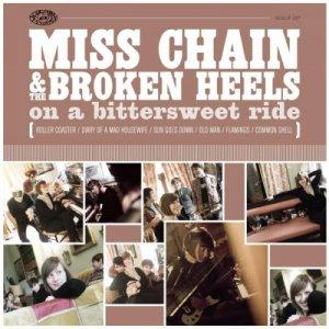 album On a bittersweet ride - Miss Chain & the Broken Heels