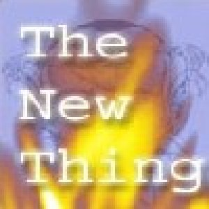 album The new thing - Angrybeans