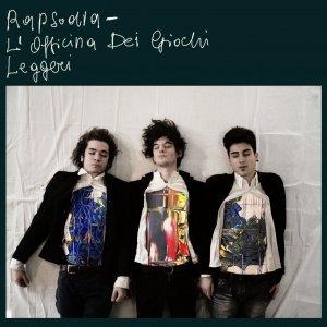 album Rapsodia - L'Officina Dei Giochi Leggeri