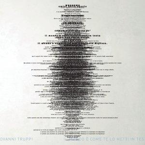 album Il mondo è come te lo metti in testa - Giovanni Truppi
